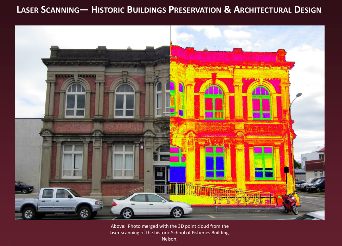 Historical Architectural Scanning
